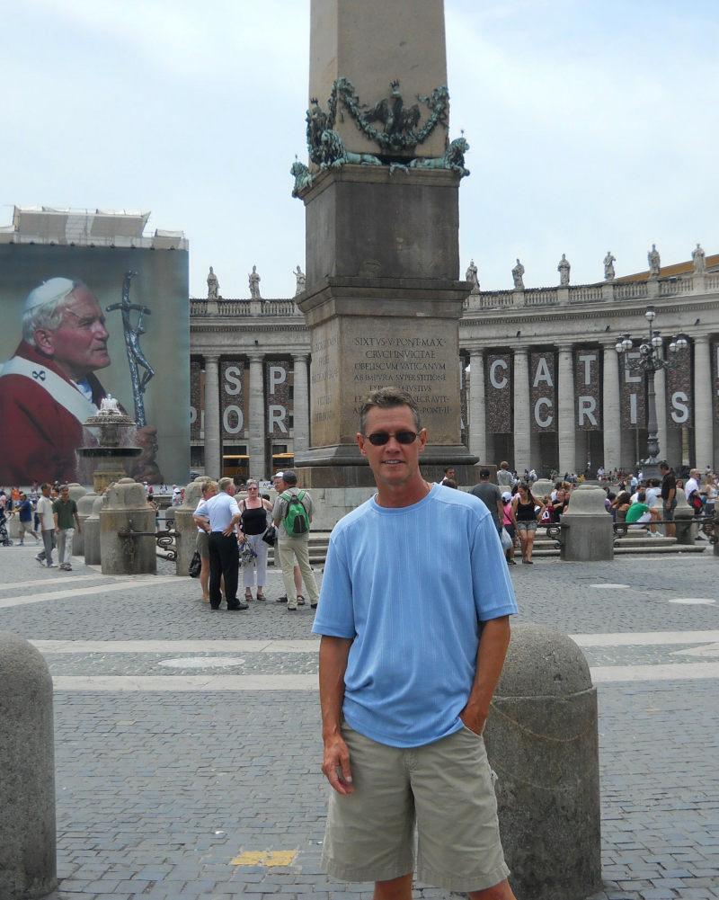 Obelisk, Vatican