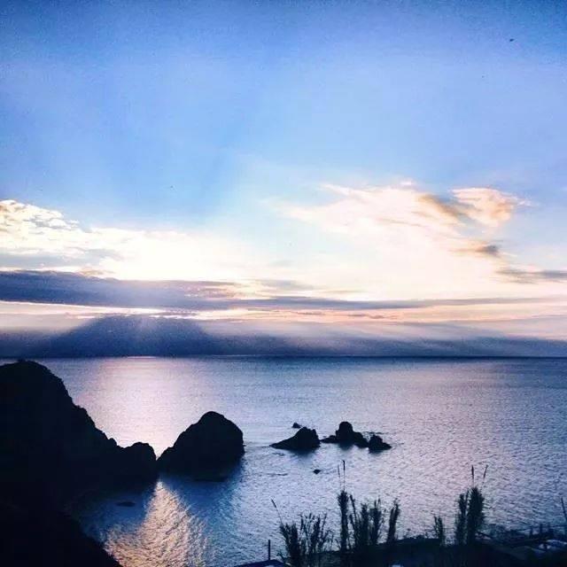 Dawn on Ponza