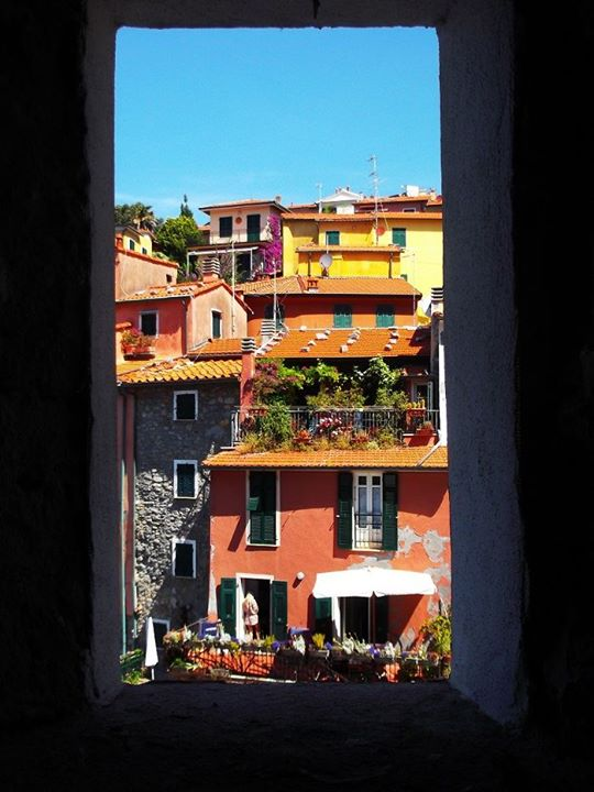Window on Tellaro