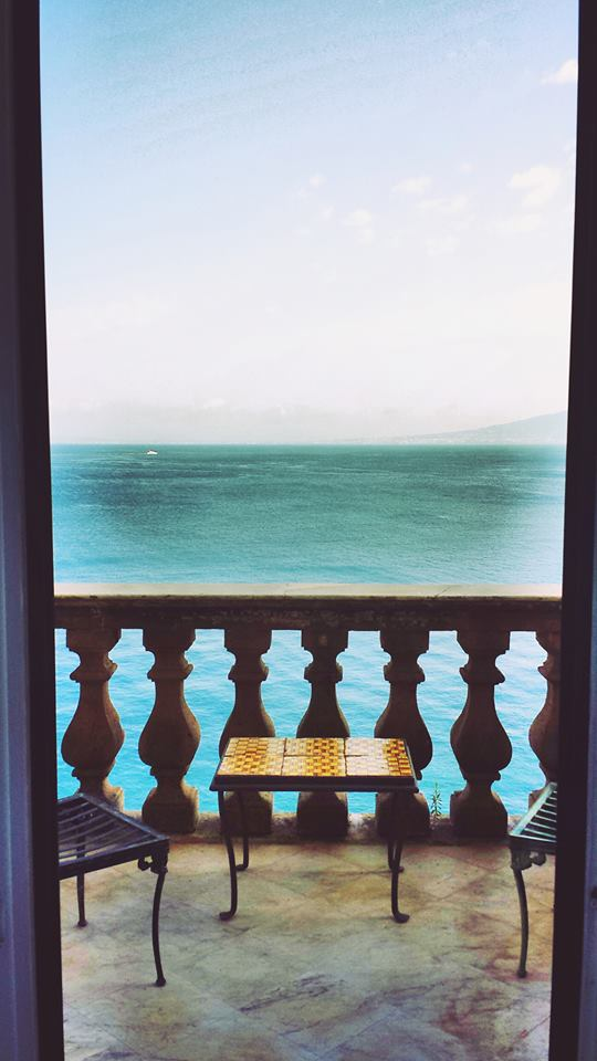Balcony Sorrento