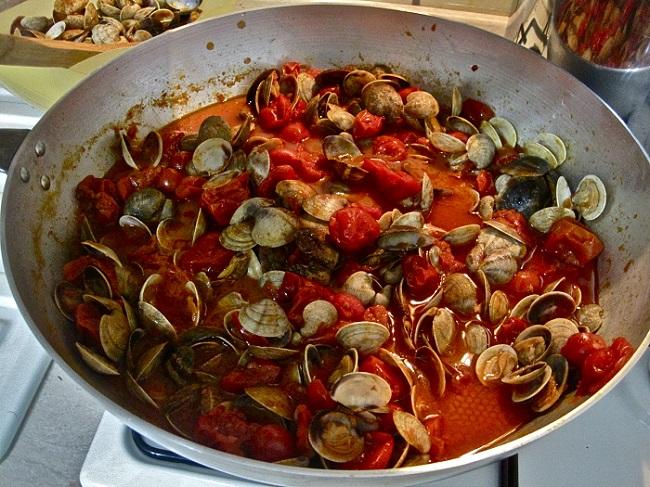 Italian Cozze/Mussels