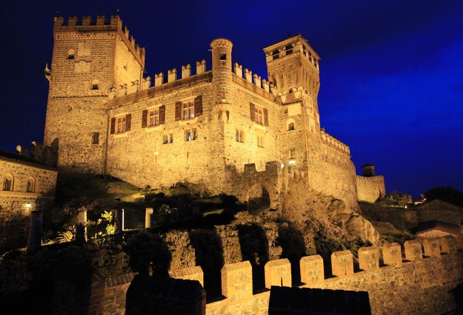 Castle Pavone Italy