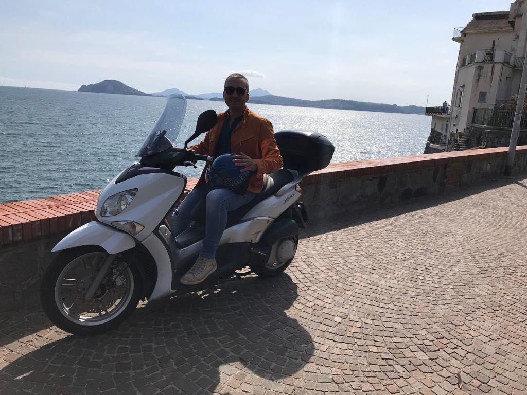 Scooter Tours in Naples