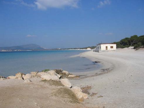 BeautifulBeach in Sardinia