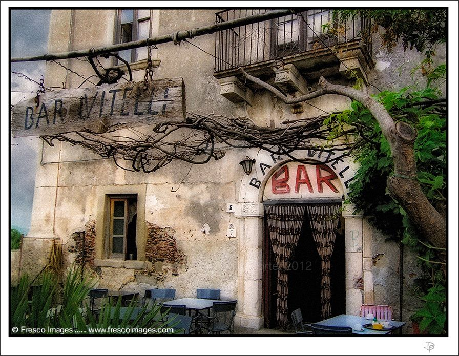 Godfather Bar Sicily
