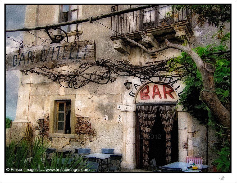 Godfather Bar Sicily