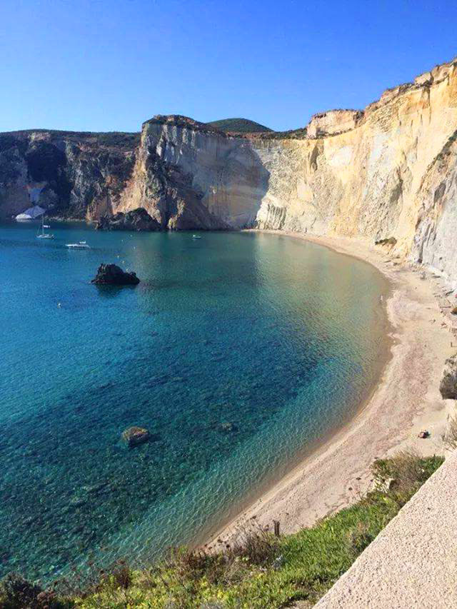 Beach - Ponza Island