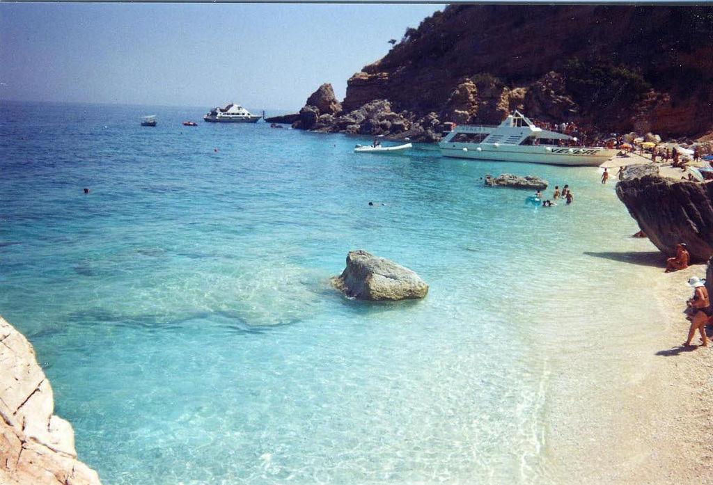 Cala Mariolu Sardinia by Mattias