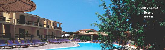 Resort in Sardini