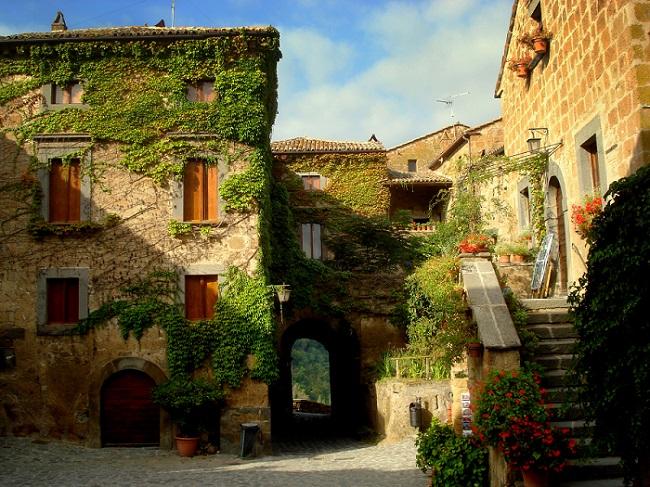 Hotel Re Italien