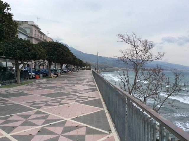 Diamante Promenade, Calabria