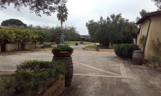Grounds of Il Borghetto