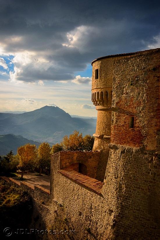 San Leo Marche Italy