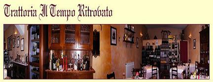 Italian Restaurant Il Tempo Ritrovato