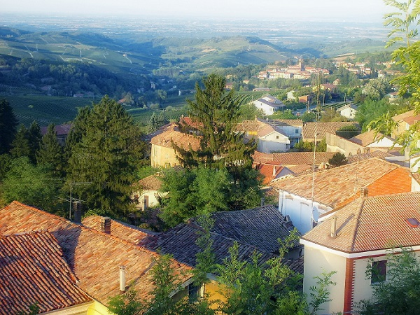 Piedmont Langhe by Alexander Strahilov