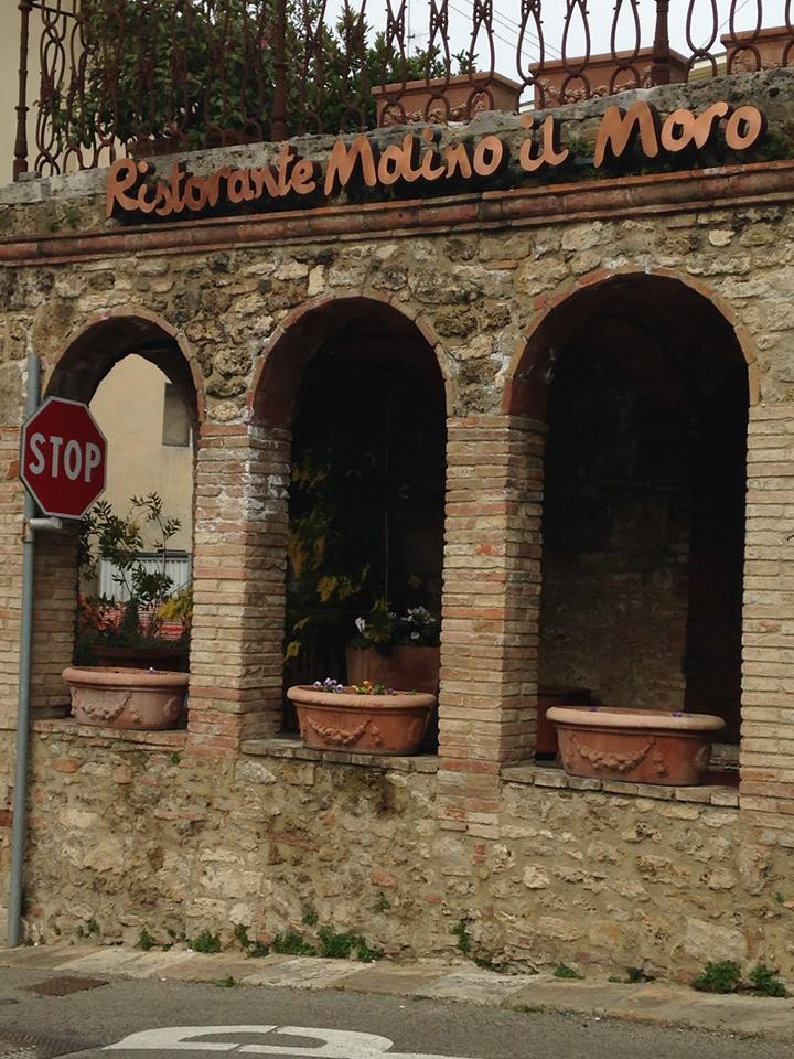 Restaurant in Siena