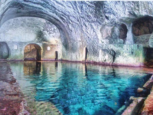 Le Grotte di Pilato