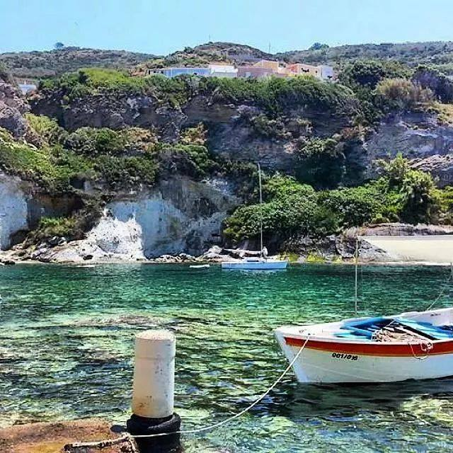 Summer on Ponza