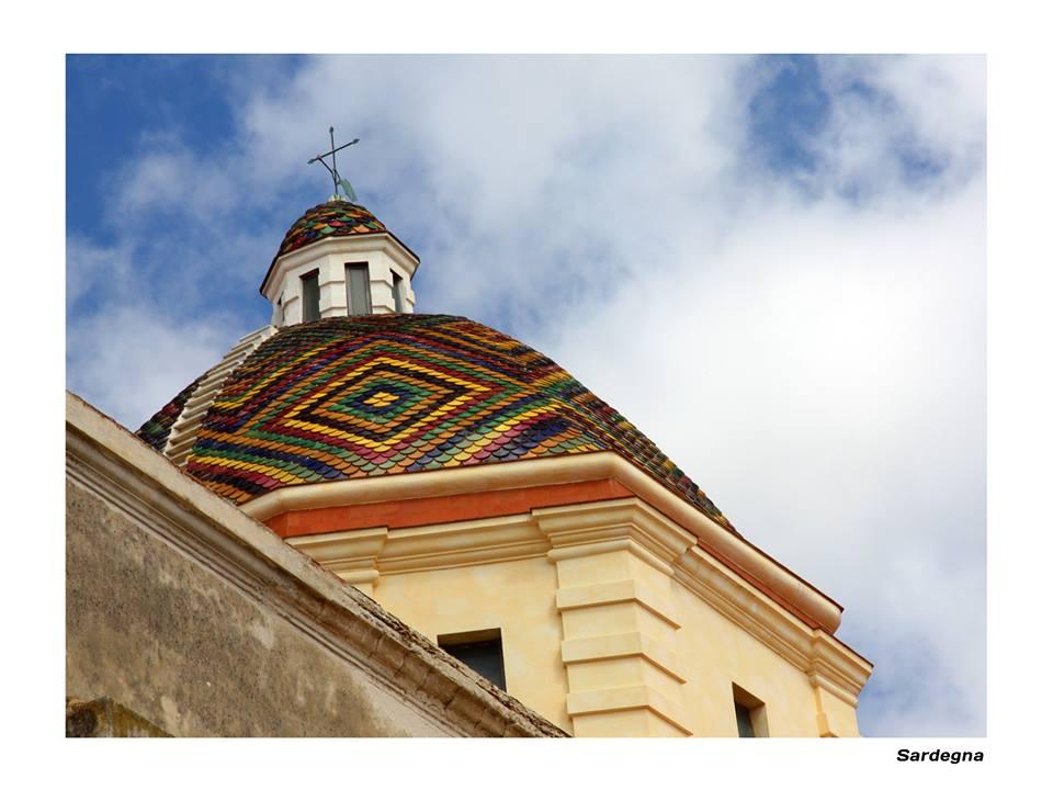 Sardinia Rooftops