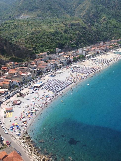 Scilla Beach Calabria