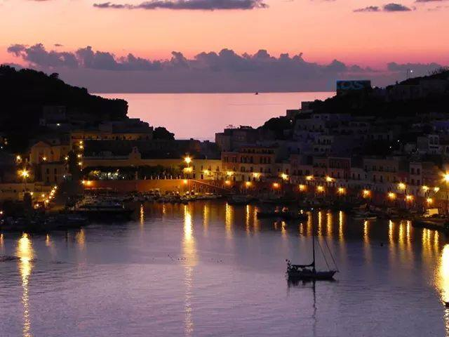 Sunset - Isle of Ponza