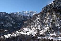 Alps Piedmont Italy