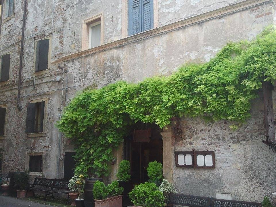 Old villa Italy