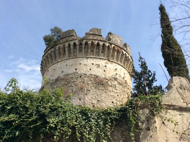 Castle in Belvedere