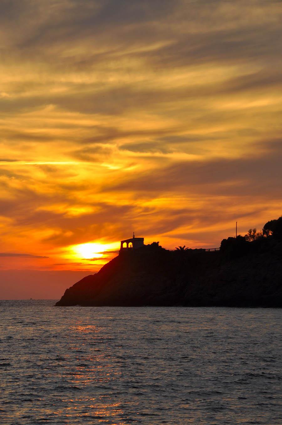 Bonassola Sunsets
