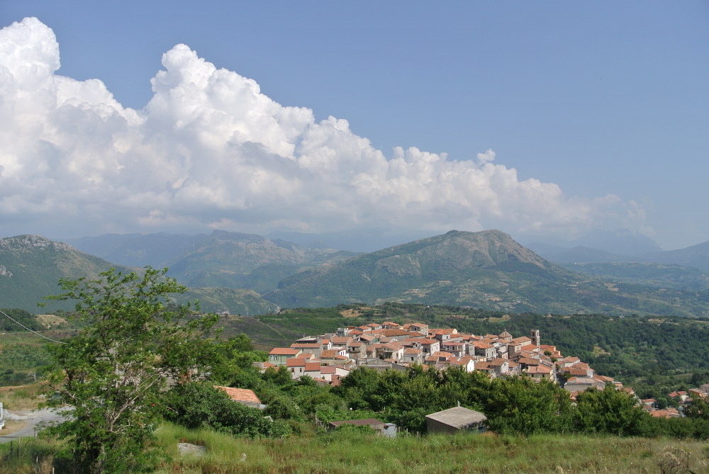 Santa Domenica Talao, Calabria