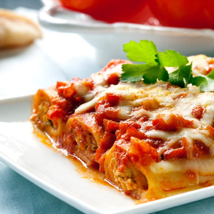 La Italian Kitchen: Our Homemade Italian Cannelloni Recipe