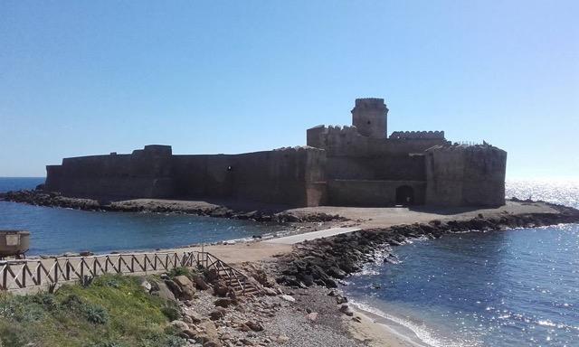 Castle in Capo Rizzuto