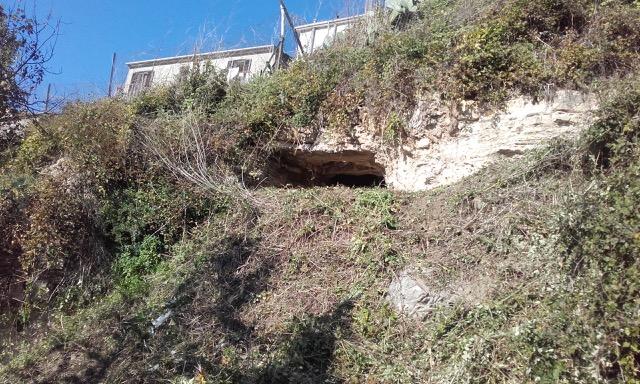 Cave in Calabria