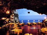Cave Restaurant italy