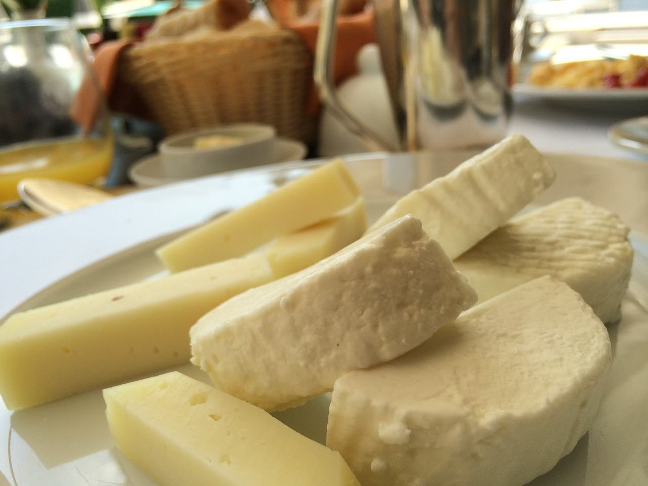 Cheese in Piedmont