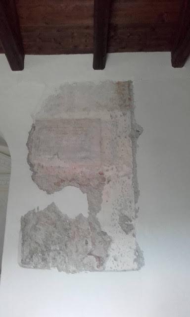 Byzantine frescoe