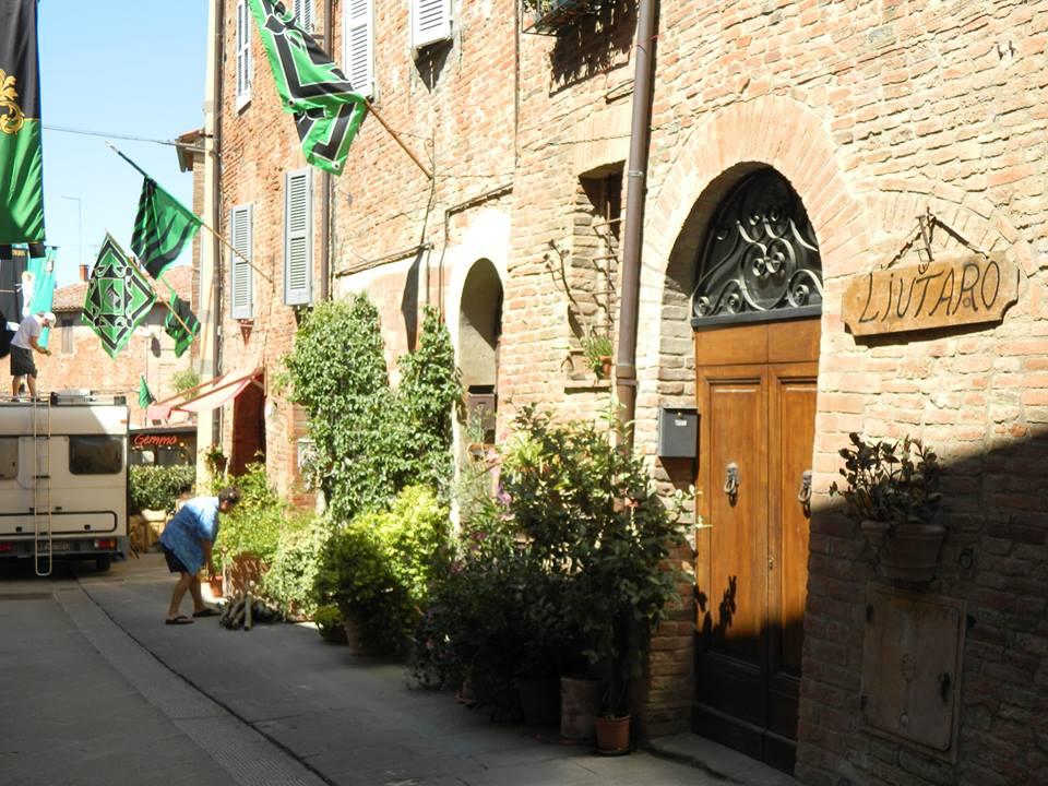 Citta Pieve in Umbria