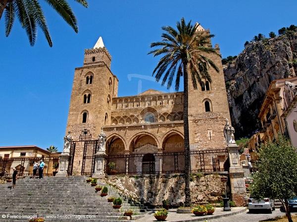 Duomo Cefalu Sicily