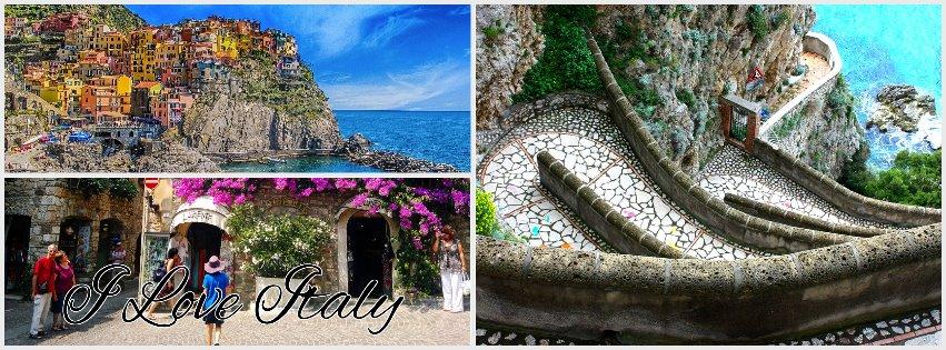 Mamma Mia Italy and My Italy header