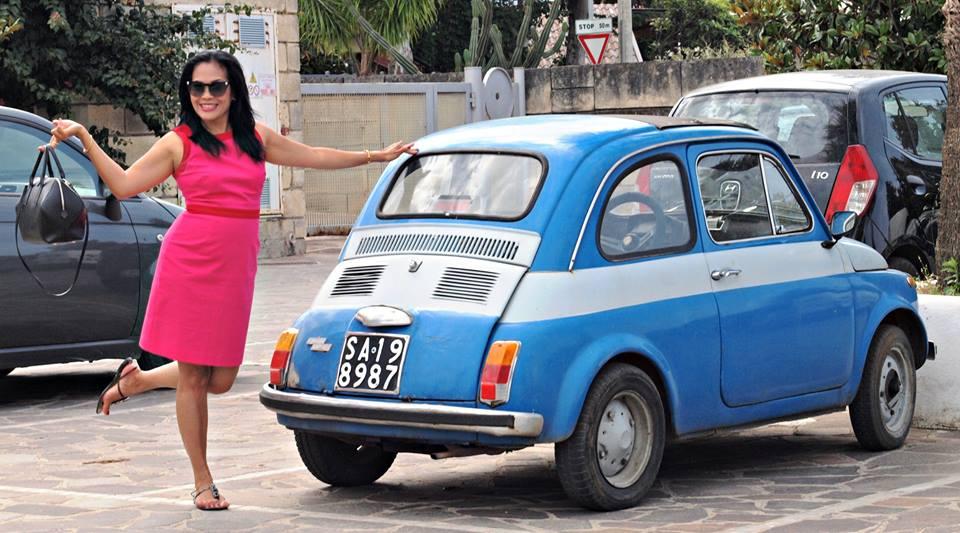 Fiat 500 by Kim Madsen
