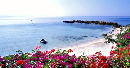 Beaches in Alghero Sardinia