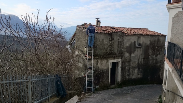 The House in Calabria