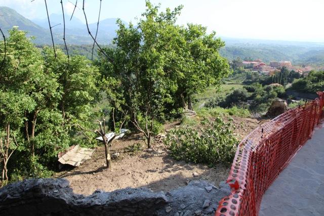 Building Calabria