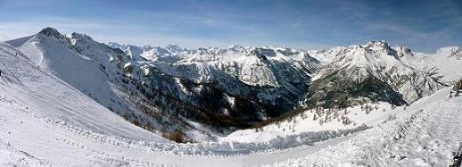 Italian Ski Resort