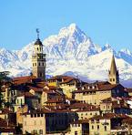 Saluzzo Italy