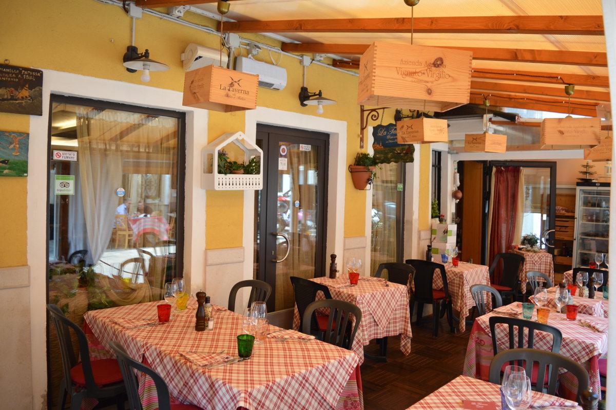 La Taverna Restaurant in Chioggia