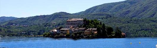 Orta Italy
