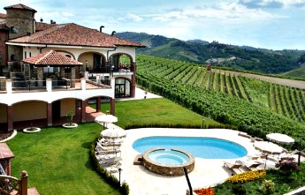 The most delightful of piedmont and langhe hotels for Boutique hotel langhe