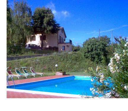 Marche Italy Farmhouse