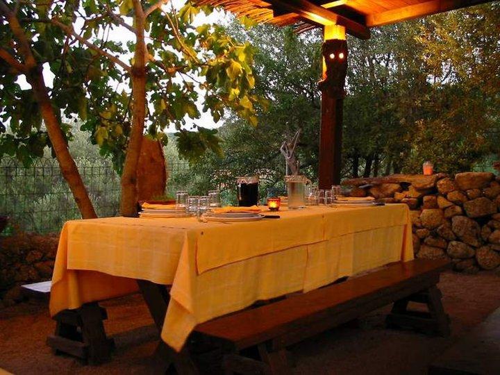 Dinner at Stazzi La China